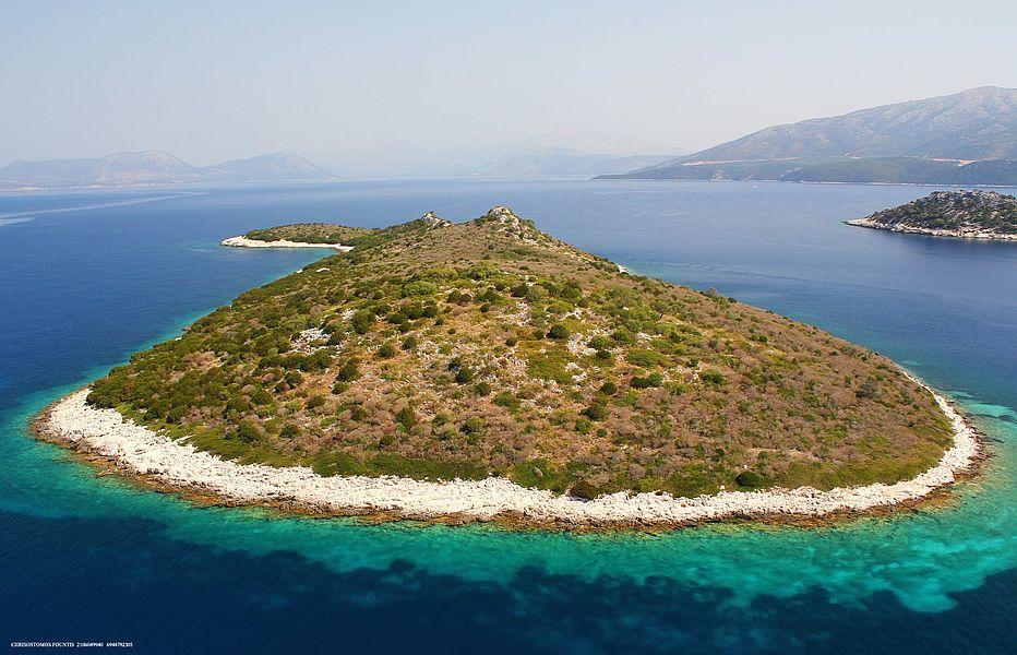 Nissos sofia - Řecko