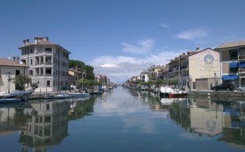 Grado – mezi mořskými kanály a ostrůvky laguny