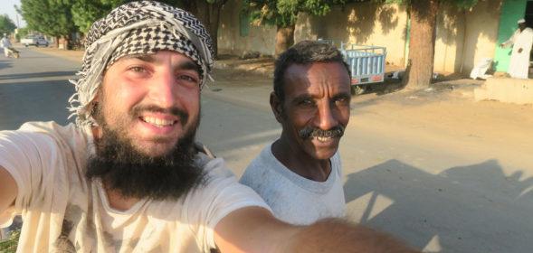 Pavel Klega [Pavel Adventurer] – profesionální bezdomovec na cestách