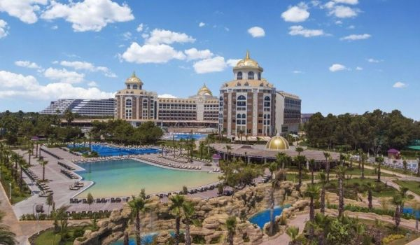 1 Delphin Be Grand Ex Botanik Exclusive Rixos Lares Antalya