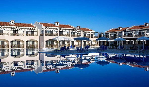 2 Roda Beach Resort Spa Korfu