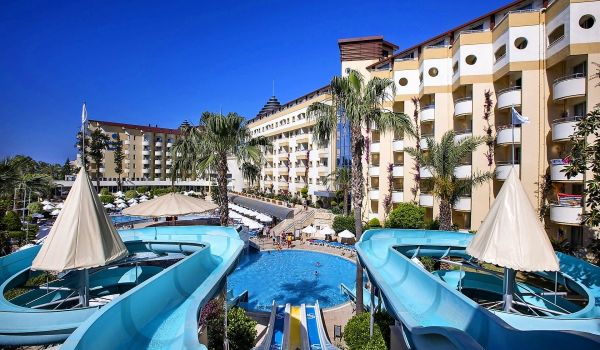 2 Saphir Hotel Villas Alanya