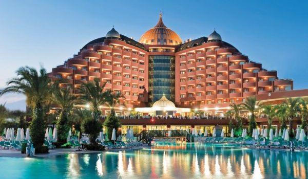 4 Delphin Palace Antalya
