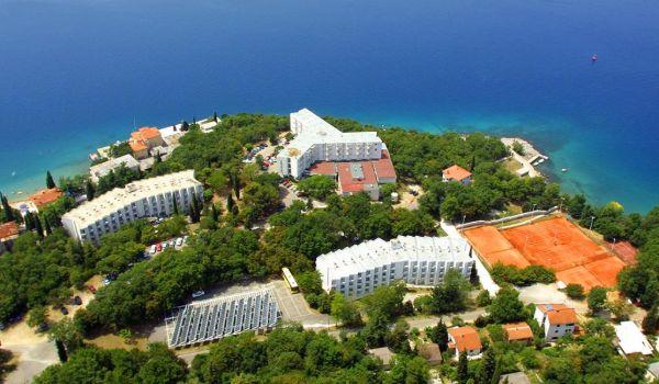 4 Depandance Hotelu Adratic Marina A Primorka Krk