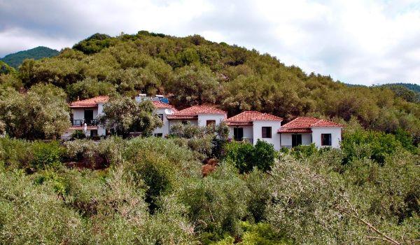5 Apartmany Kastri Skopelos