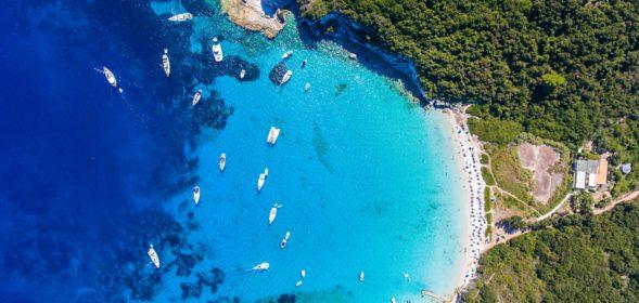 Ostrov Paxos – základní informace před cestou