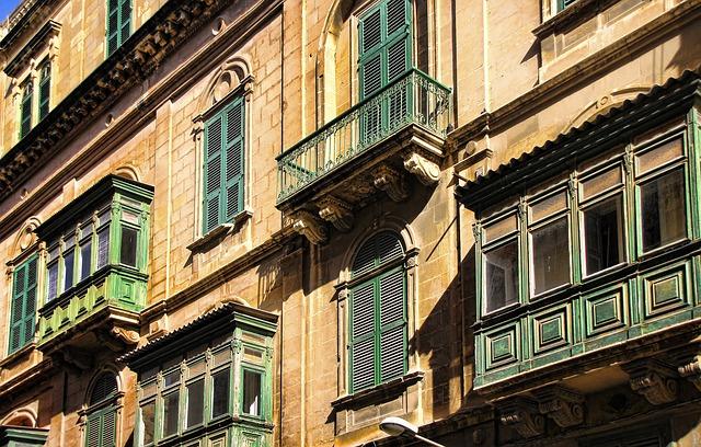 Architektura - Malta